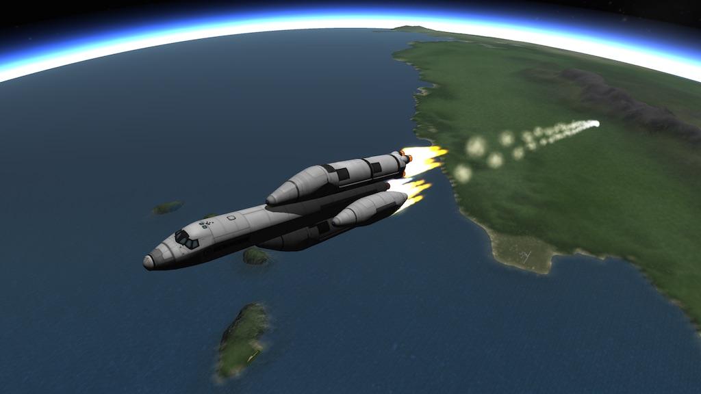 kerbal space program interplanetary ship - photo #10