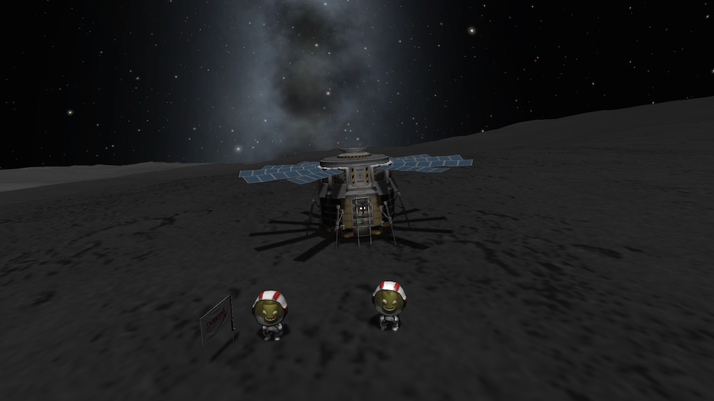 kerbal space program mun landing - photo #41